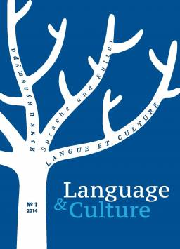 Language and Culture Language and Culture